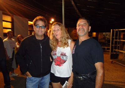 Huey Lewis, Augie & Adelle