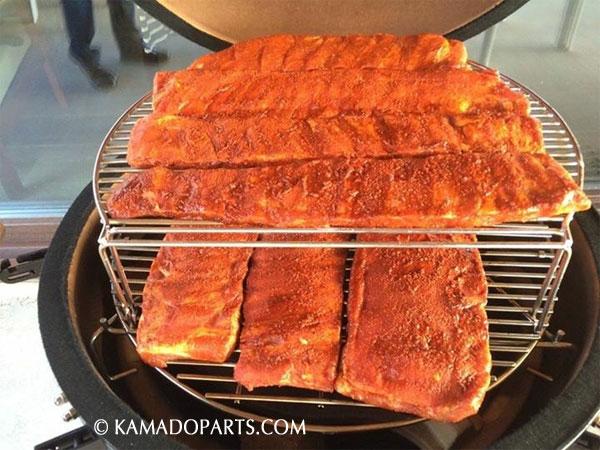 double decker grill