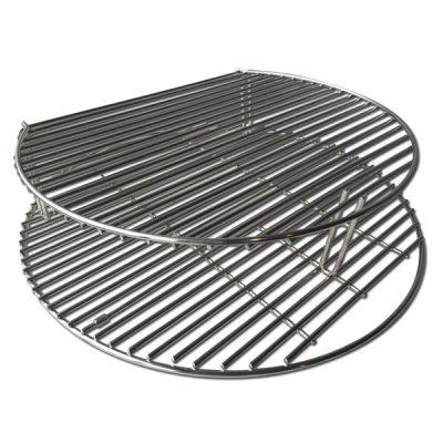 double decker kamado grill